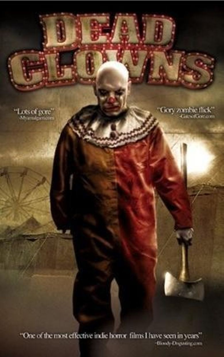 Watch Dead Clowns