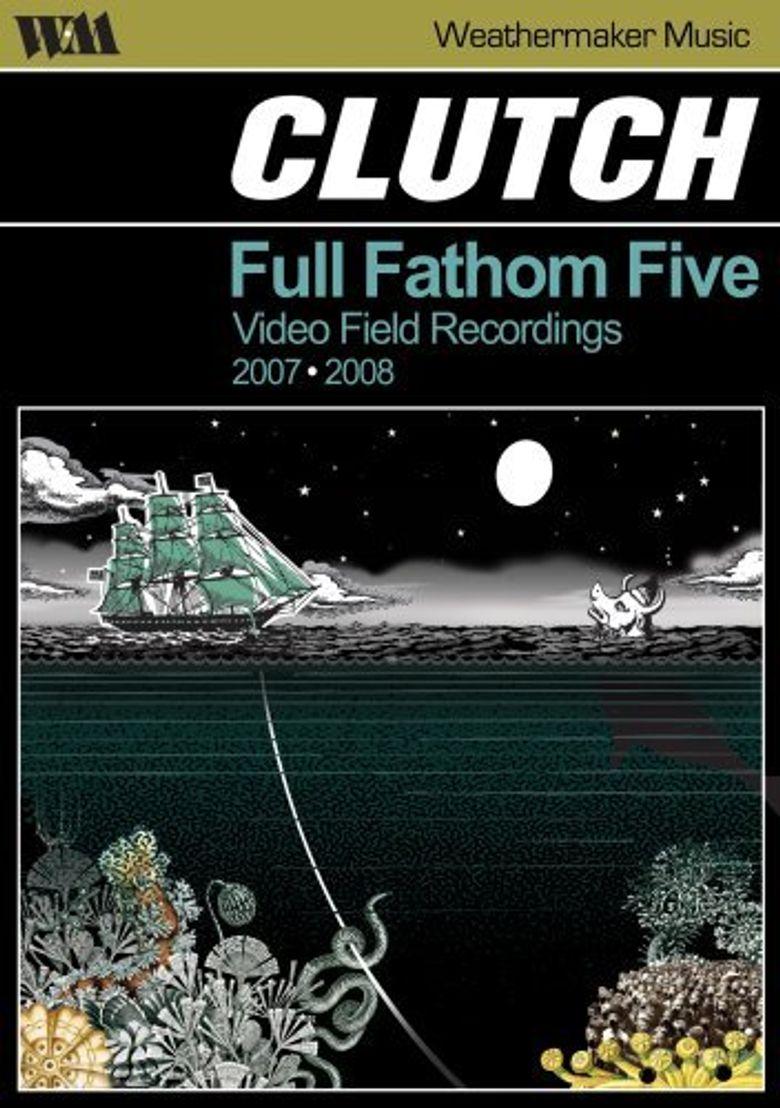 Clutch: Full Fathom Five Poster
