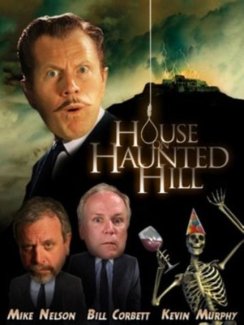 RiffTrax Live: House on Haunted Hill Poster