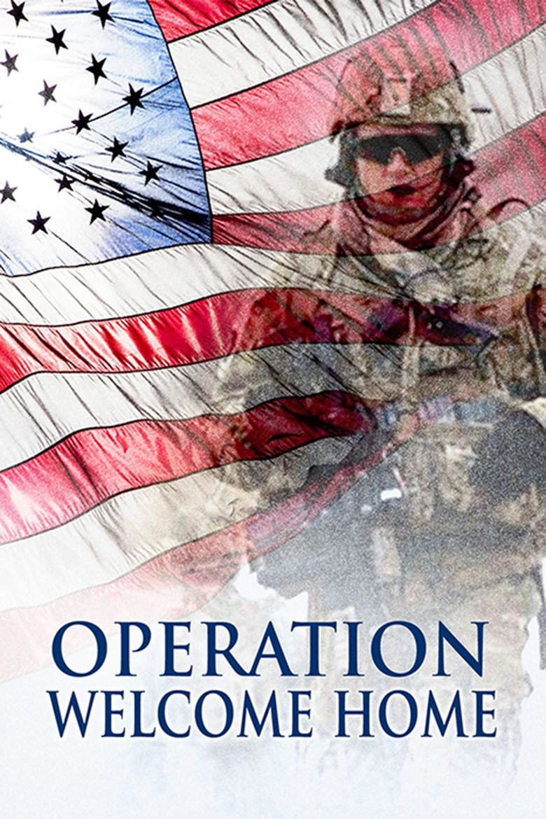Operation Welcome Home Poster