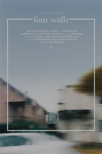 Four Walls Poster