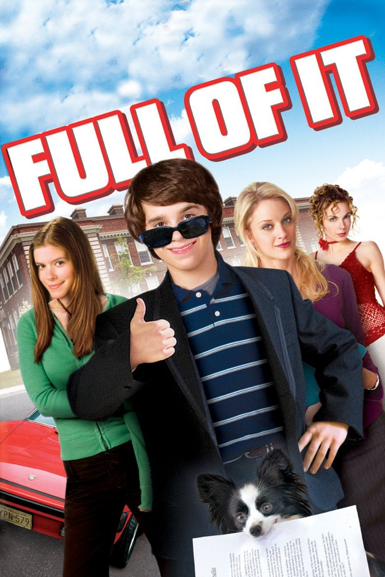 Full of It Poster