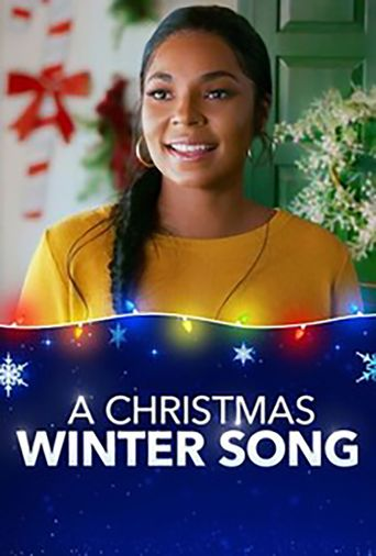 A Christmas Winter Song Poster
