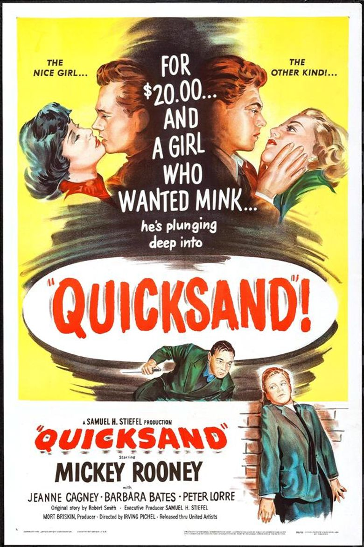 Quicksand Poster