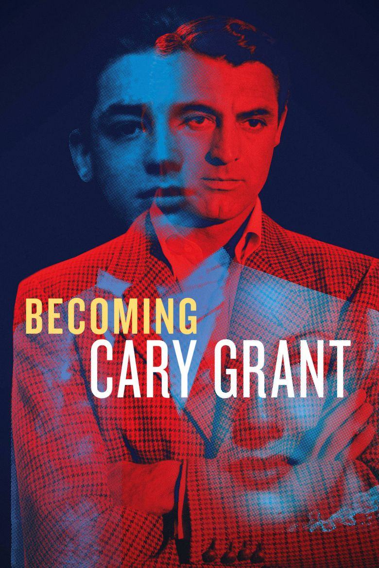 Becoming Cary Grant Poster