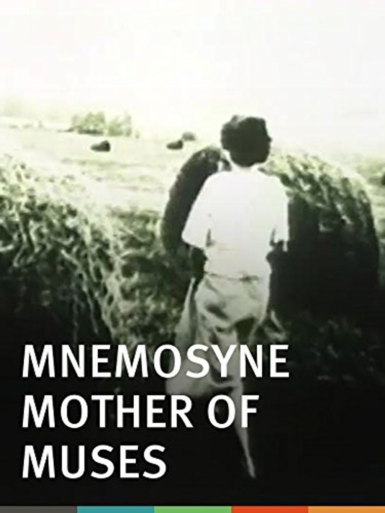 Mnemosyne Mother of Muses Poster