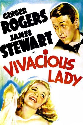 Vivacious Lady Poster