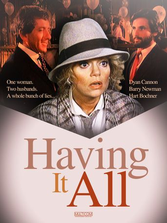 Having It All Poster