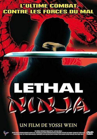Lethal Ninja Poster