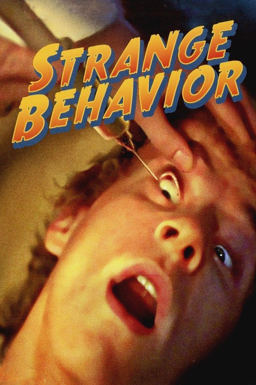 Strange Behavior Poster