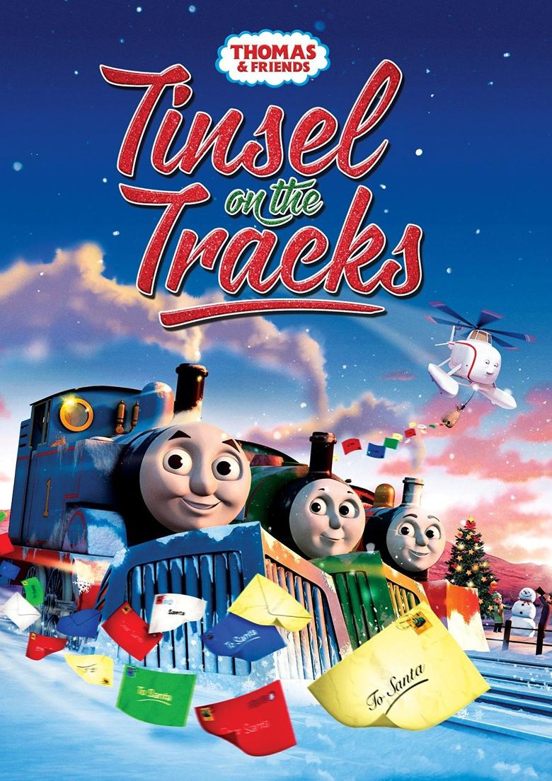 Watch Thomas & Friends: Tinsel on the Tracks
