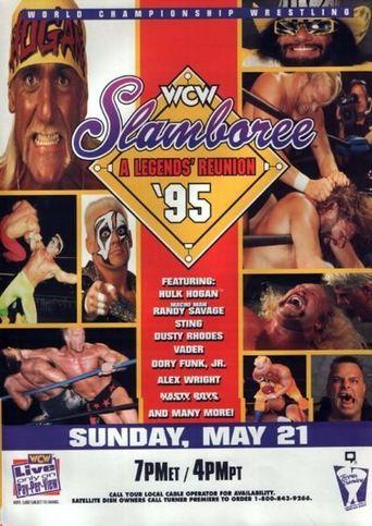 WCW Slamboree 1995 Poster
