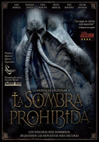 The Valdemar Legacy II: The Forbidden Shadow Poster