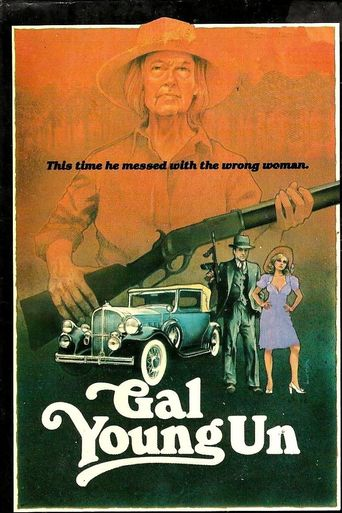 Gal Young 'Un Poster