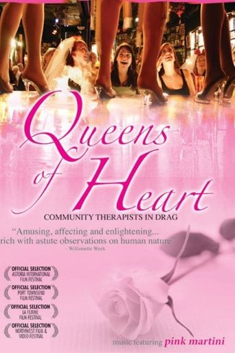 Queens of Heart: Community Therapists in Drag Poster