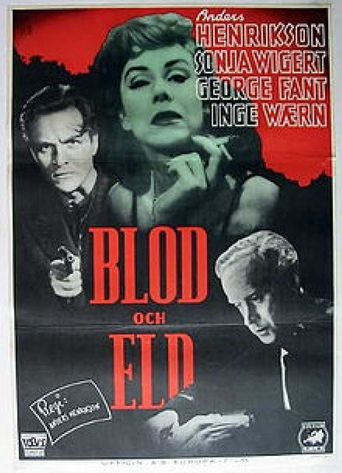 Blood and Fire Poster