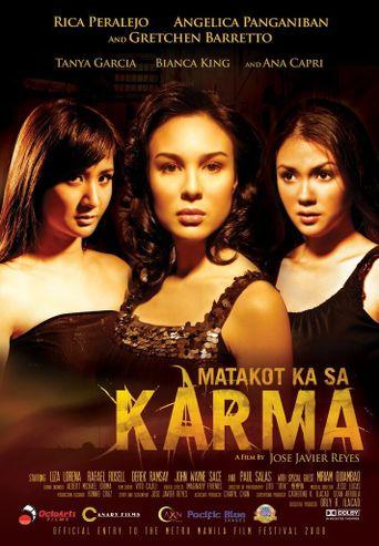 Be Afraid of Karma Poster