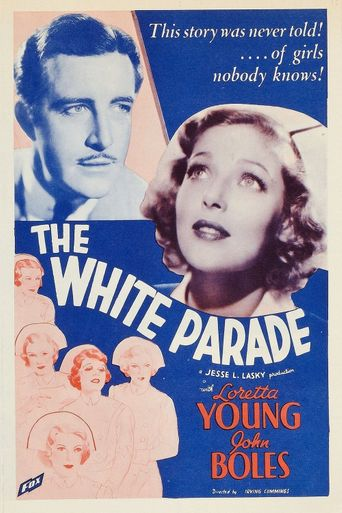 The White Parade Poster