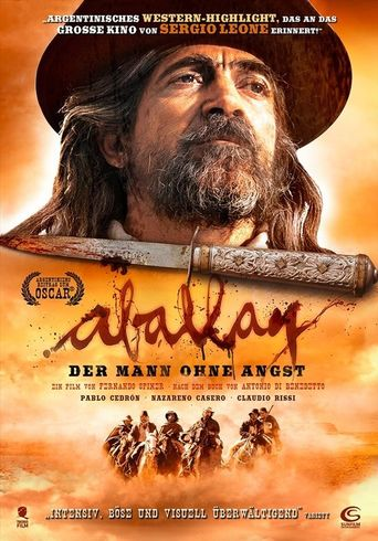 Aballay, the Man without Fear Poster