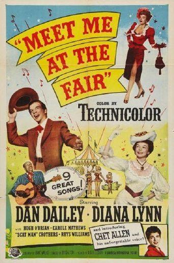 Meet Me at the Fair Poster