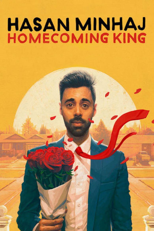 Hasan Minhaj: Homecoming King Poster