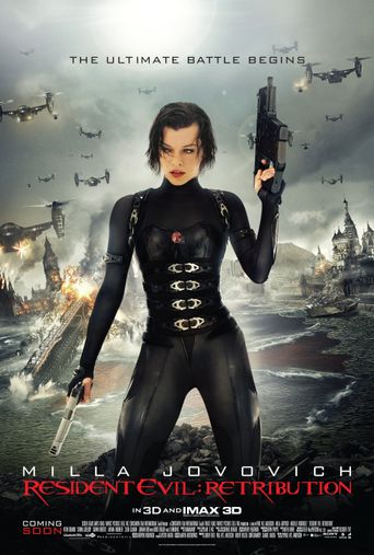 Watch Resident Evil: Retribution