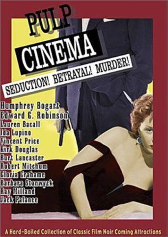 Pulp Cinema Poster