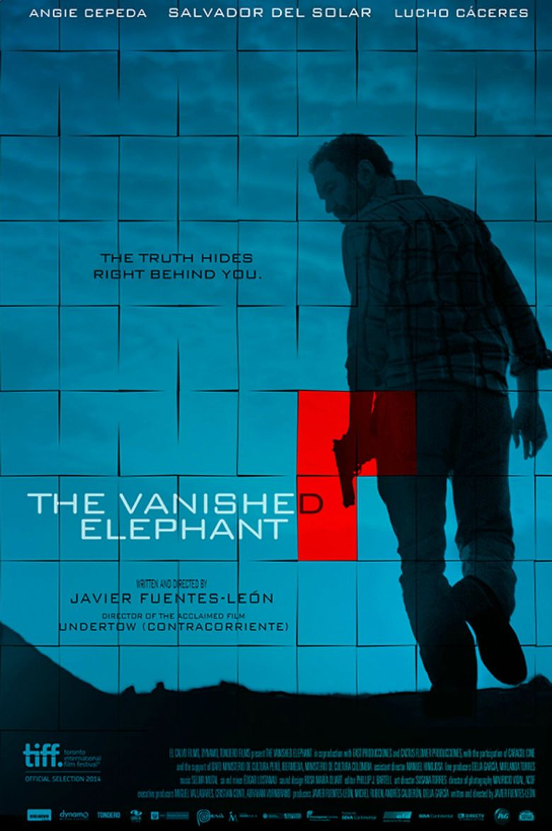 The Vanished Elephant Poster