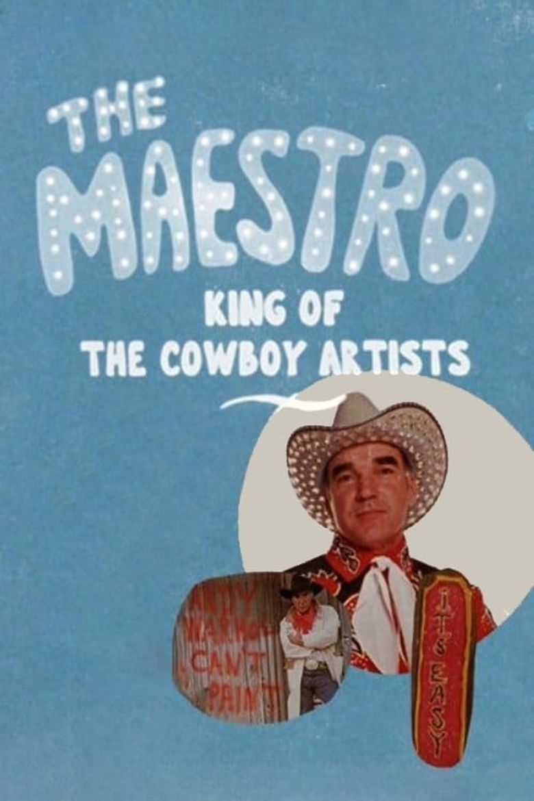 Watch The Maestro: King of the Cowboy Artists