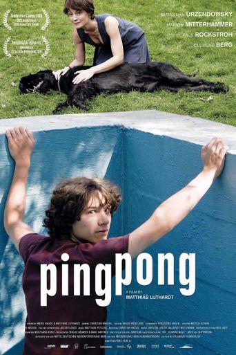 Pingpong Poster
