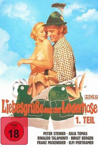 Liebesgrüße aus der Lederhose Poster