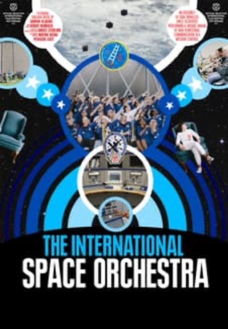 The International Space Orchestra Poster