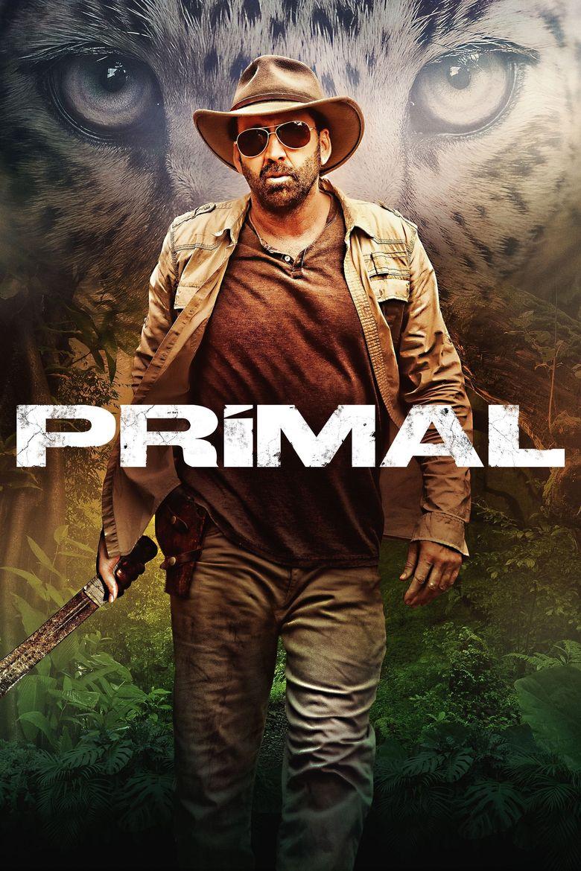 Primal Poster