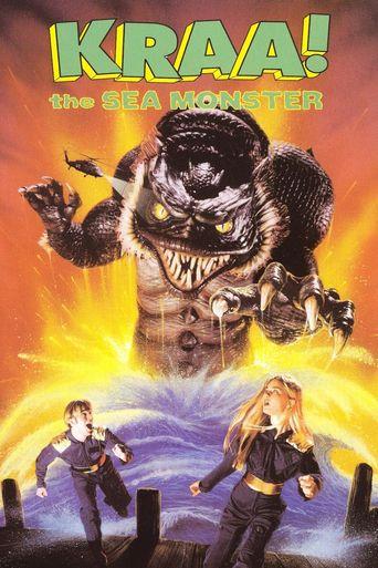 Kraa! The Sea Monster Poster