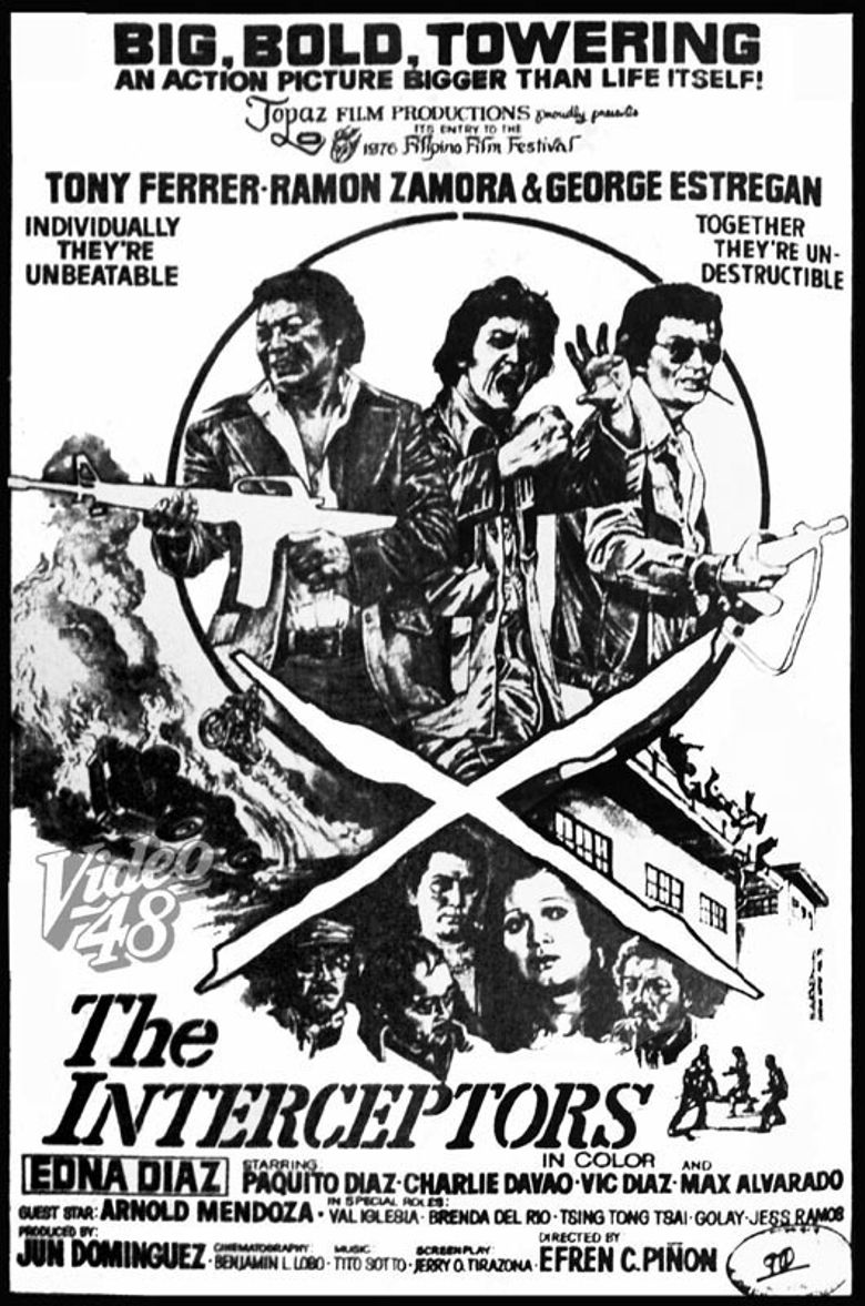 The Interceptors Poster