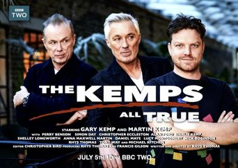 The Kemps: All True Poster