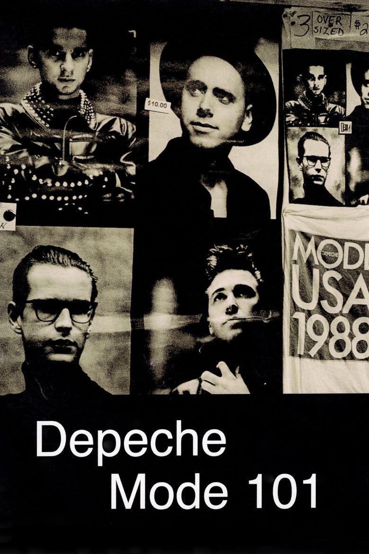 Depeche Mode: 101 Poster