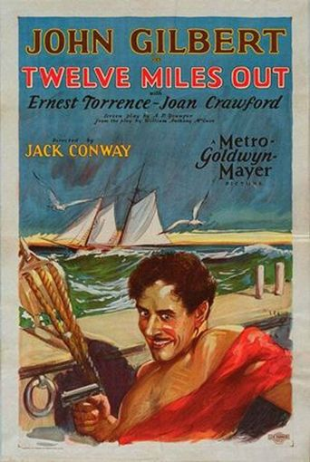 Twelve Miles Out Poster