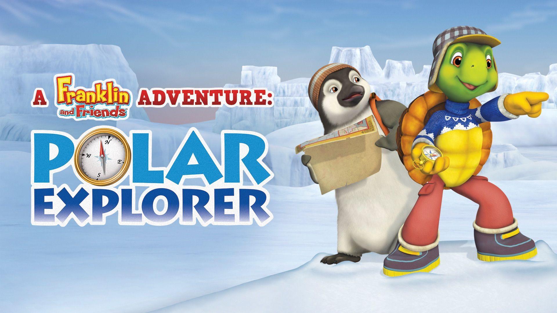 Aventura Lui Franklin: Exploratori Polari (2013) – Dublat In Romana (1080p,HD)