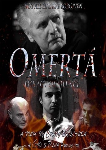 Omerta the Act of Silence Poster