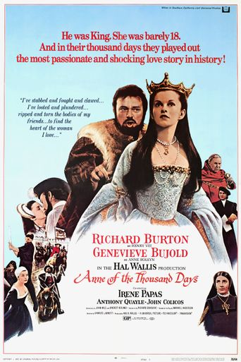 Watch Anne of the Thousand Days