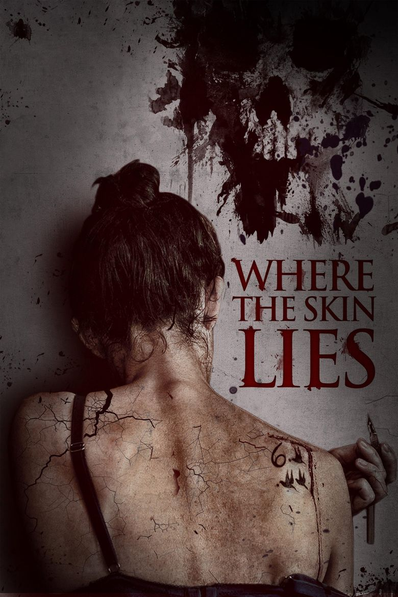 Where the Skin Lies Poster