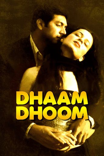 Dhaam Dhoom Poster