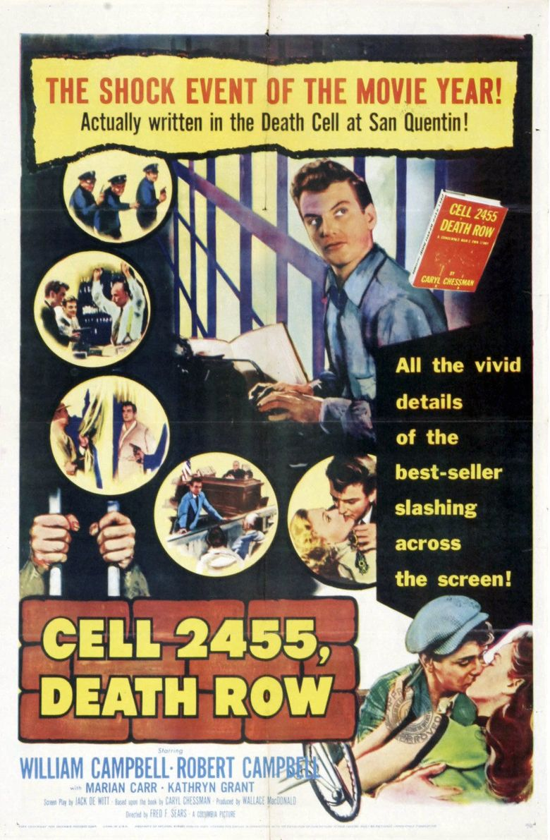 Cell 2455 Death Row Poster