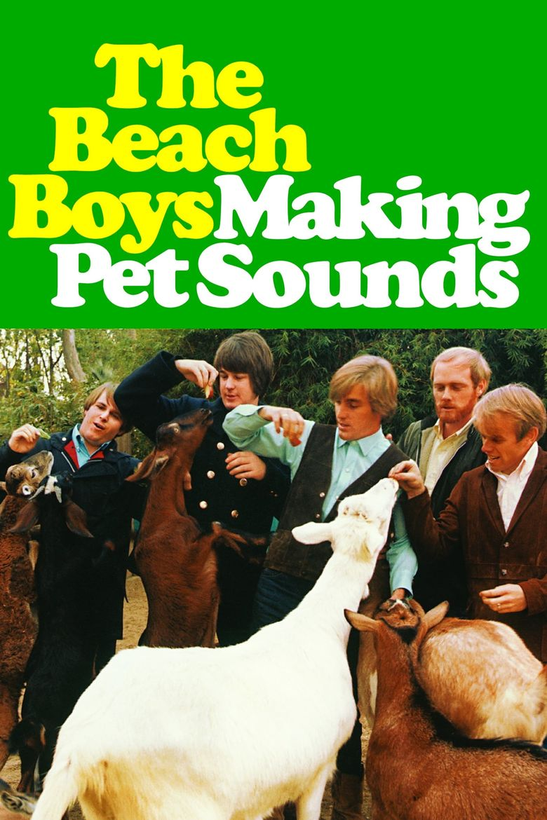 The Beach Boys: Making Pet Sounds Poster