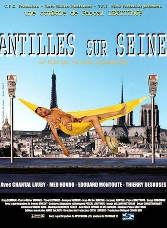 Antilles sur Seine Poster