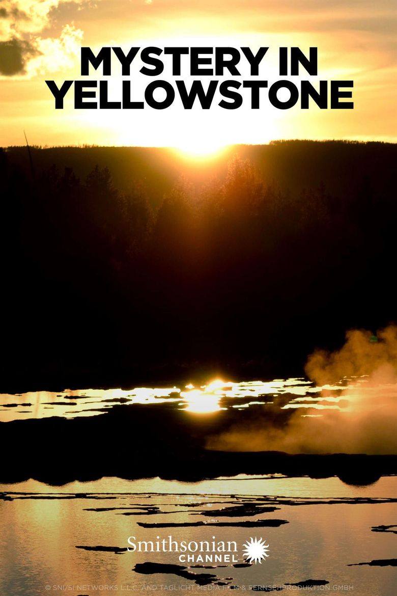 Mystery in Yellowstone Poster