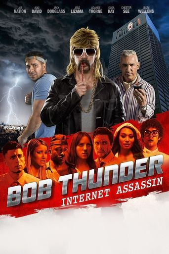 Bob Thunder: Internet Assassin Poster