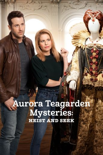 Aurora Teagarden Mysteries: Heist and Seek Poster