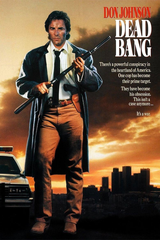 Dead Bang Poster